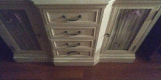 Chollo!! mueble de entrada madera
