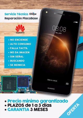 Reparar placa base Huawei