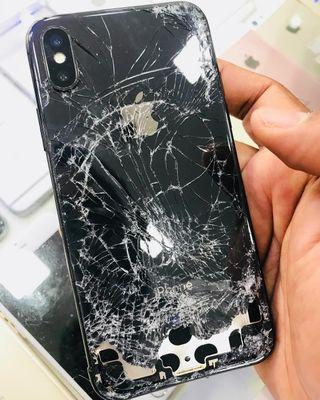 Reparar Tapa iPhone X