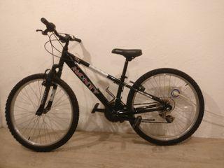 """bicicleta MTB Monty 24"""" niña"""