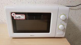 À 15€ jusqu'à demain! Micro-ondes+grill Selecline