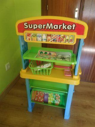 Mercadito de juguete