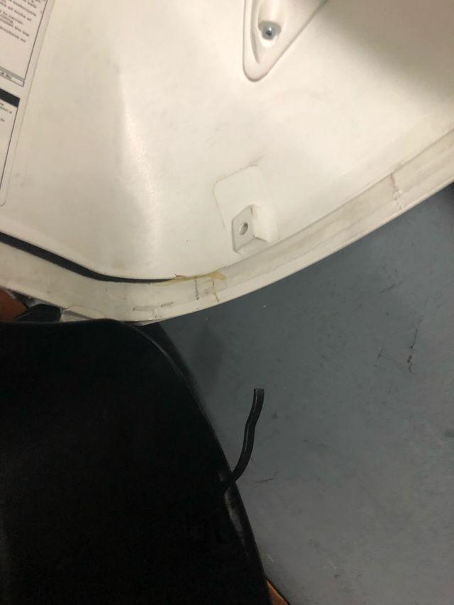 Baúl de scooter