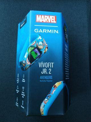 pulsera Garmin vivofit JR2 sin estrenar