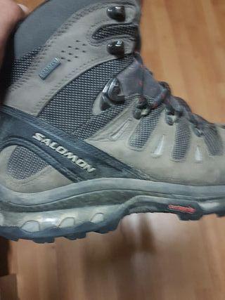 botas Salomón