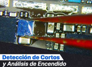 Reparar Chip - Placa base iPhone