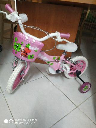 bici para niña