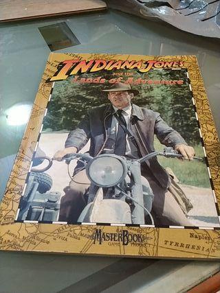 Indiana Jones. Suplemento juego de rol