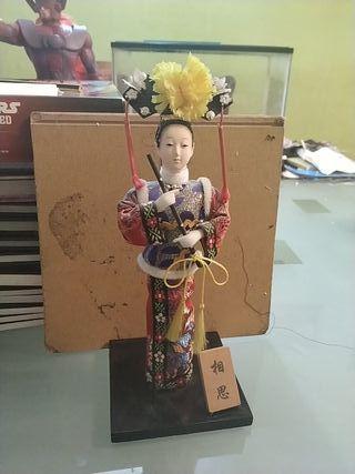 Muñeca de porcelana china