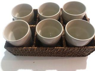 Vasos cerámica