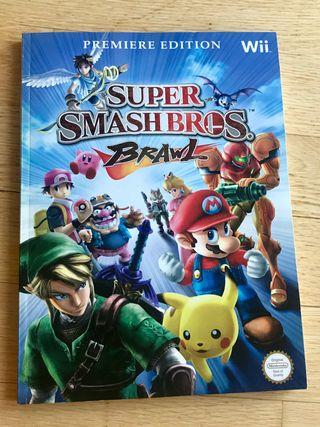 Guía oficial Super Smash Brawl