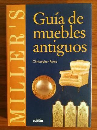 Libro. Guía de muebles antiguos