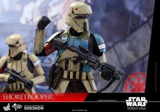 Shore trooper Hot Toys