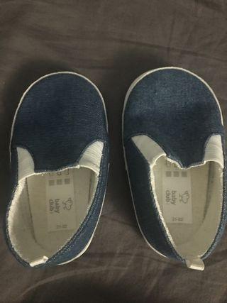 Zapato tejano 21-22