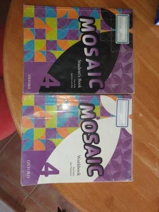 MOSAIC- STUDENT'S BOOK AND WORKBOOK