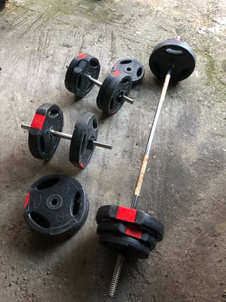 GYM staff perfect for a garden