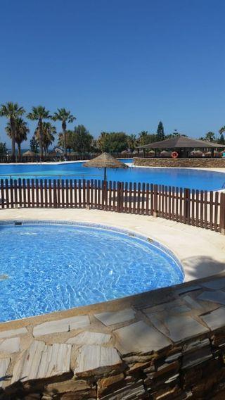 Apartamento turístico en primera línea de playa