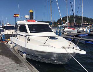 Barco pesca y paseo MOA GR 28