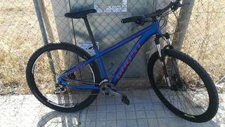 bici montaña ghost 29
