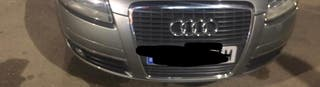Paragolpe Audi a6 c6 4f