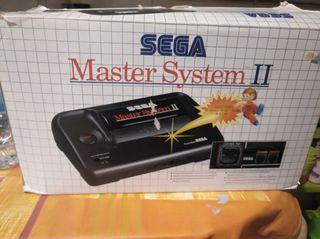 consola Sega master system
