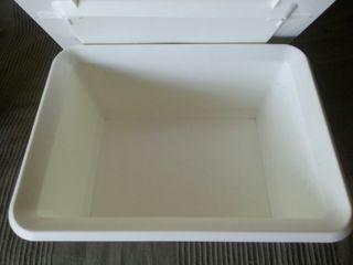 Caja plástico almacenaje