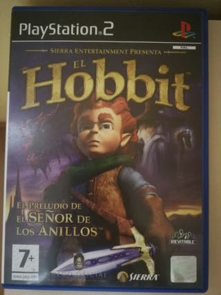 Juego PS2. El Hobbit