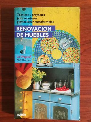 Libro. Libro renovacion de muebles