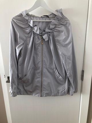 BIMBA&LOLA chaqueta impermeable talla S!!!