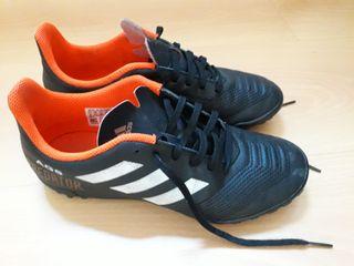 botas futbol niño - junior