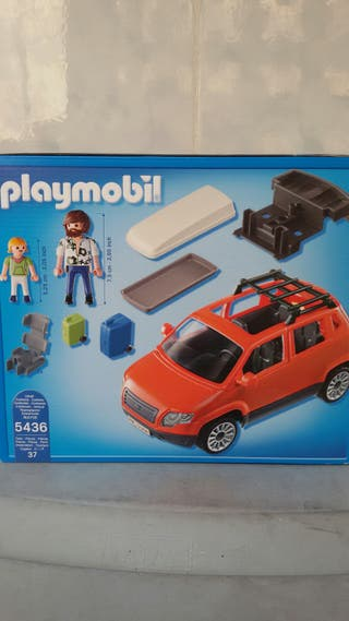 playmobil coche