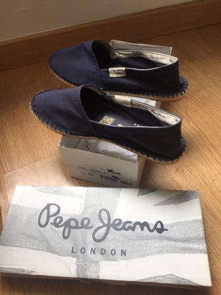 Alpargatas mujer Pepe Jeans