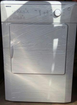 secadora Beko 7 kg cómo nueva