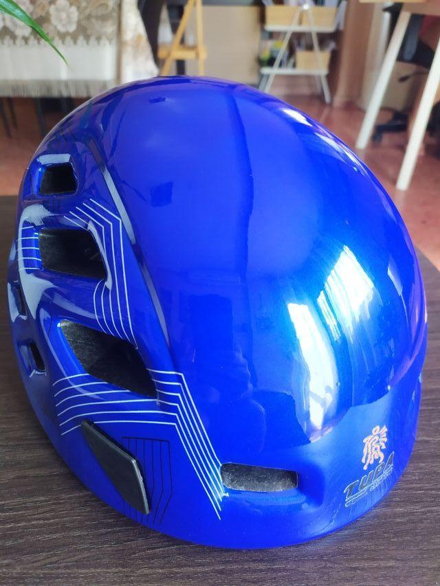 casco ultra ligero; nuevo.
