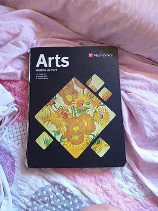 Història de l'art VICENS VIVES Batxillerat
