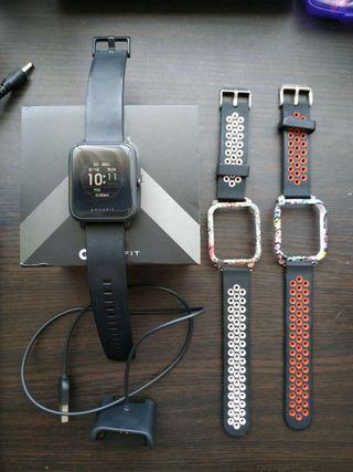 Reloj Xiaomi Amazfit Bip + Accesorios