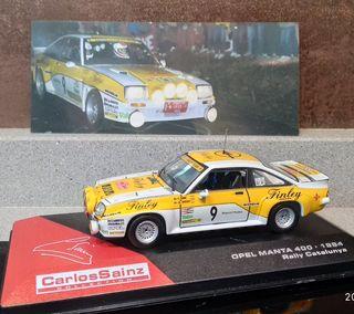 Opel Manta 400 escala 1/43