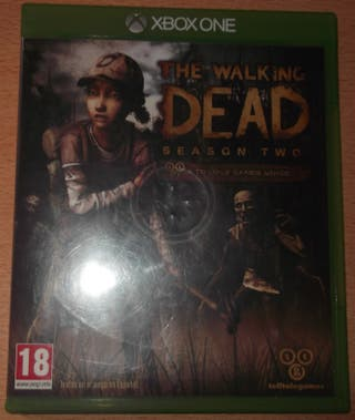The Walking Dead (Segunda temporada) Xbox One