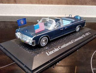 limusina Lincoln escala 1/43 + regalo