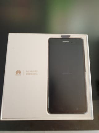 Vendo Huawei P9 plus color gris