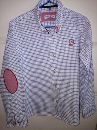 camisa niño Nachete
