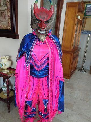 Disfraz Dominicano