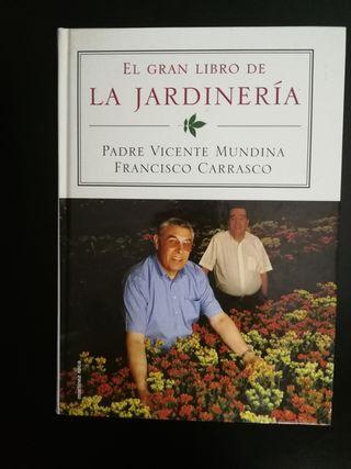 Libro. El gran libro de la jardinería.