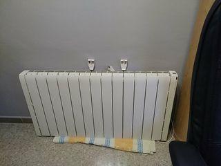 2 Radiadores eléctricos
