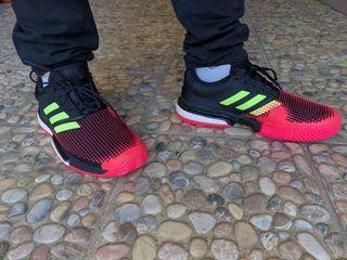 Adidas SoleCourt Boost 44 ½