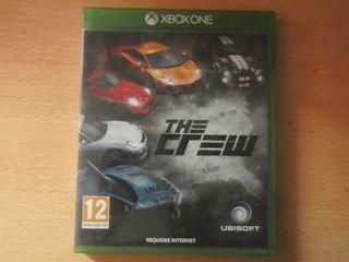 The Crew. Xbox one