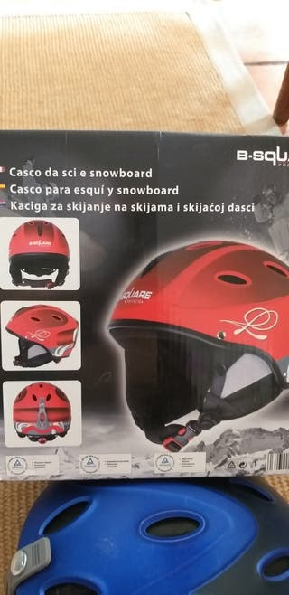 Casco de esquí y snowboard