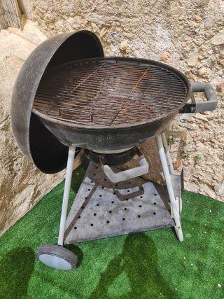 Barbaco / Parrilla móvil hierro