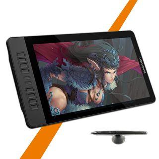 tableta de dibujo monitor, gaomon pd1650