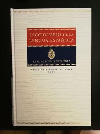 Libro. Diccionario RAE